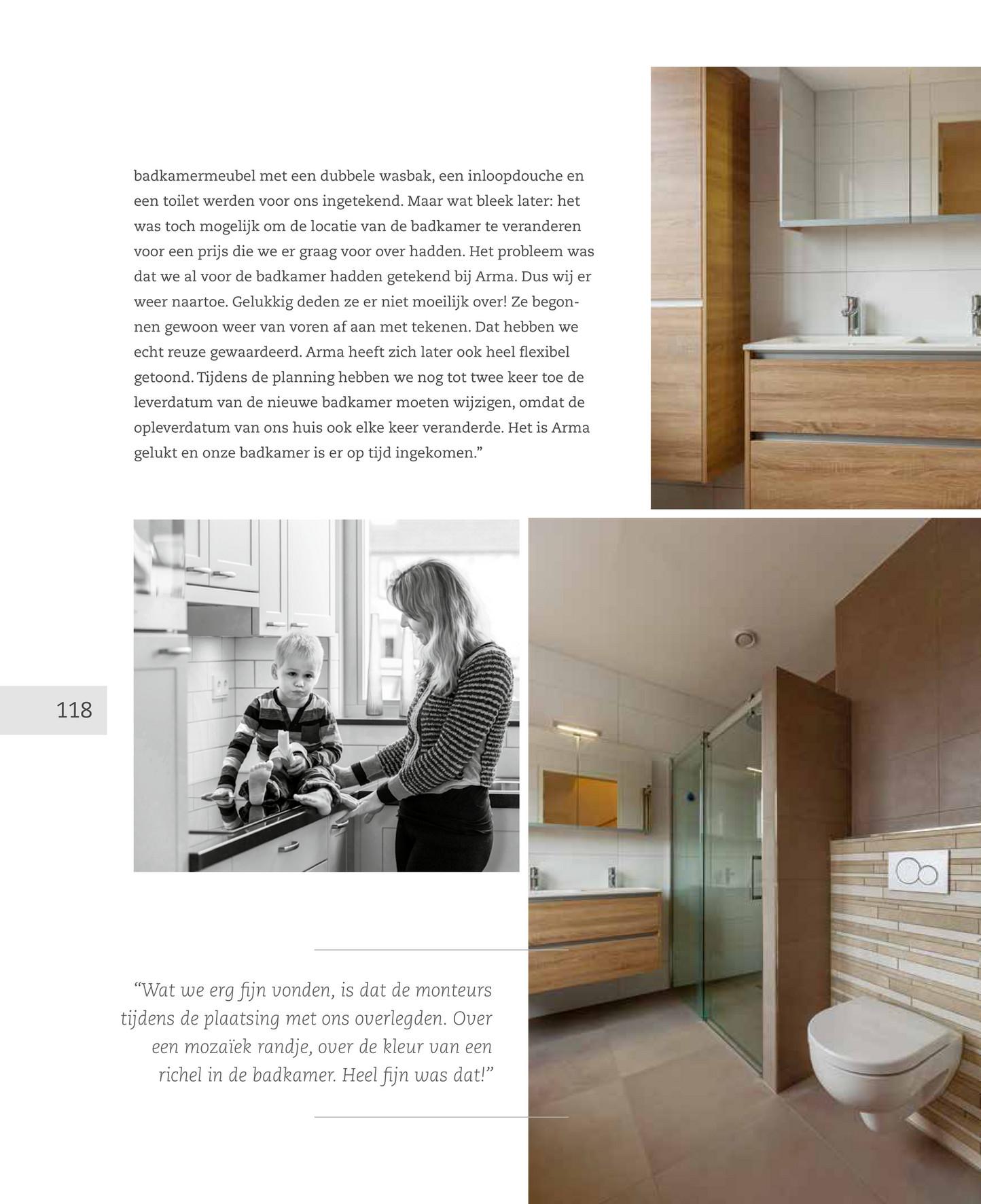 dbkeukens magazine db keukengroep pagina 118 119