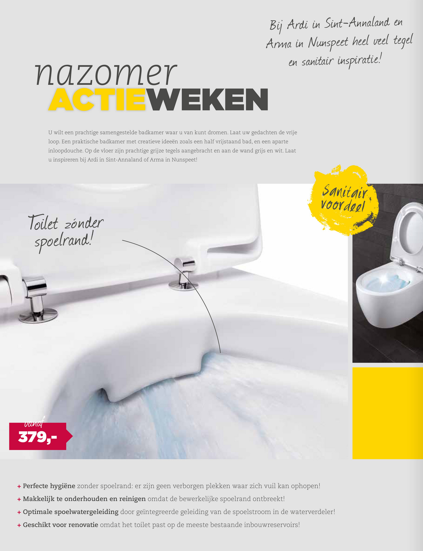 dbkeukens september actiefolder pagina 12 13
